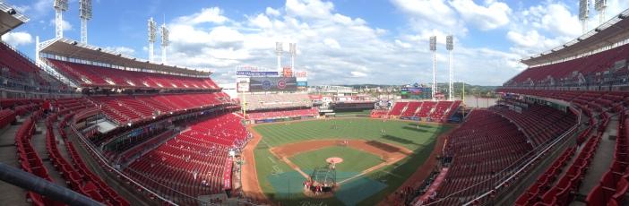 Great American Ballpark - Cincinnati Reds